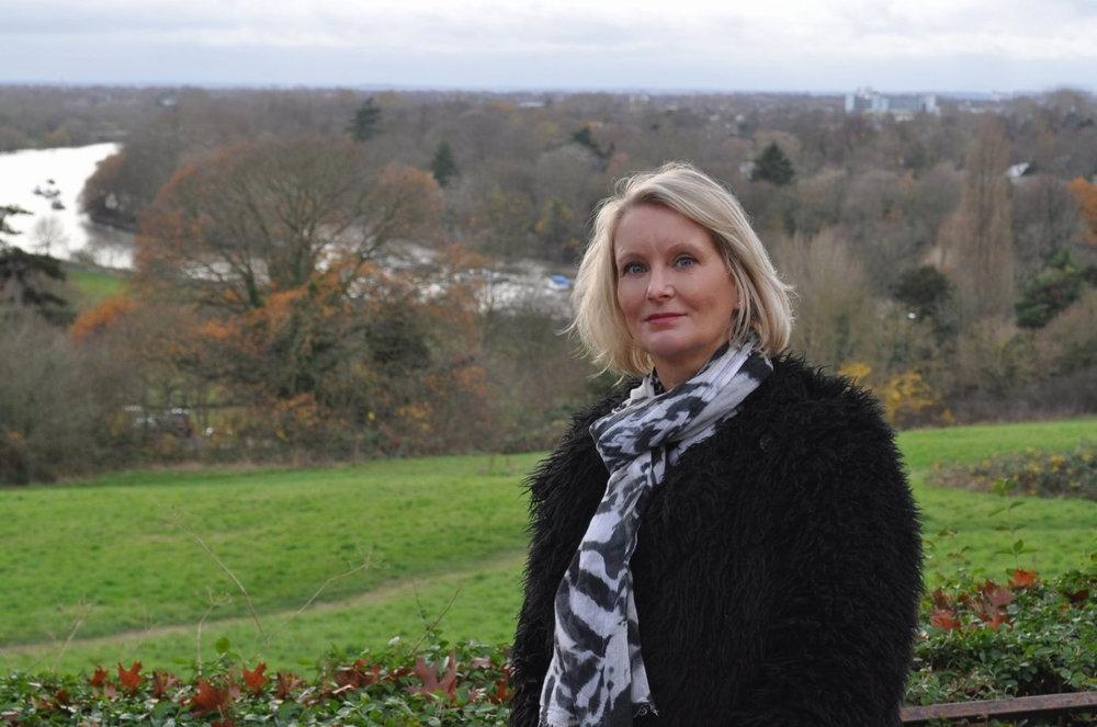 Alison Yard in Richmond, Surrey, UK