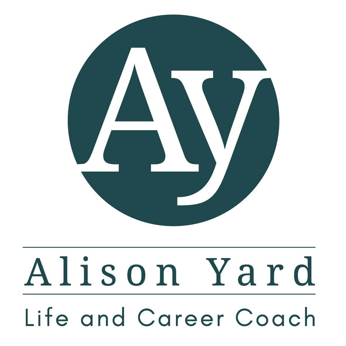 Alison Yard Life and Career Coach