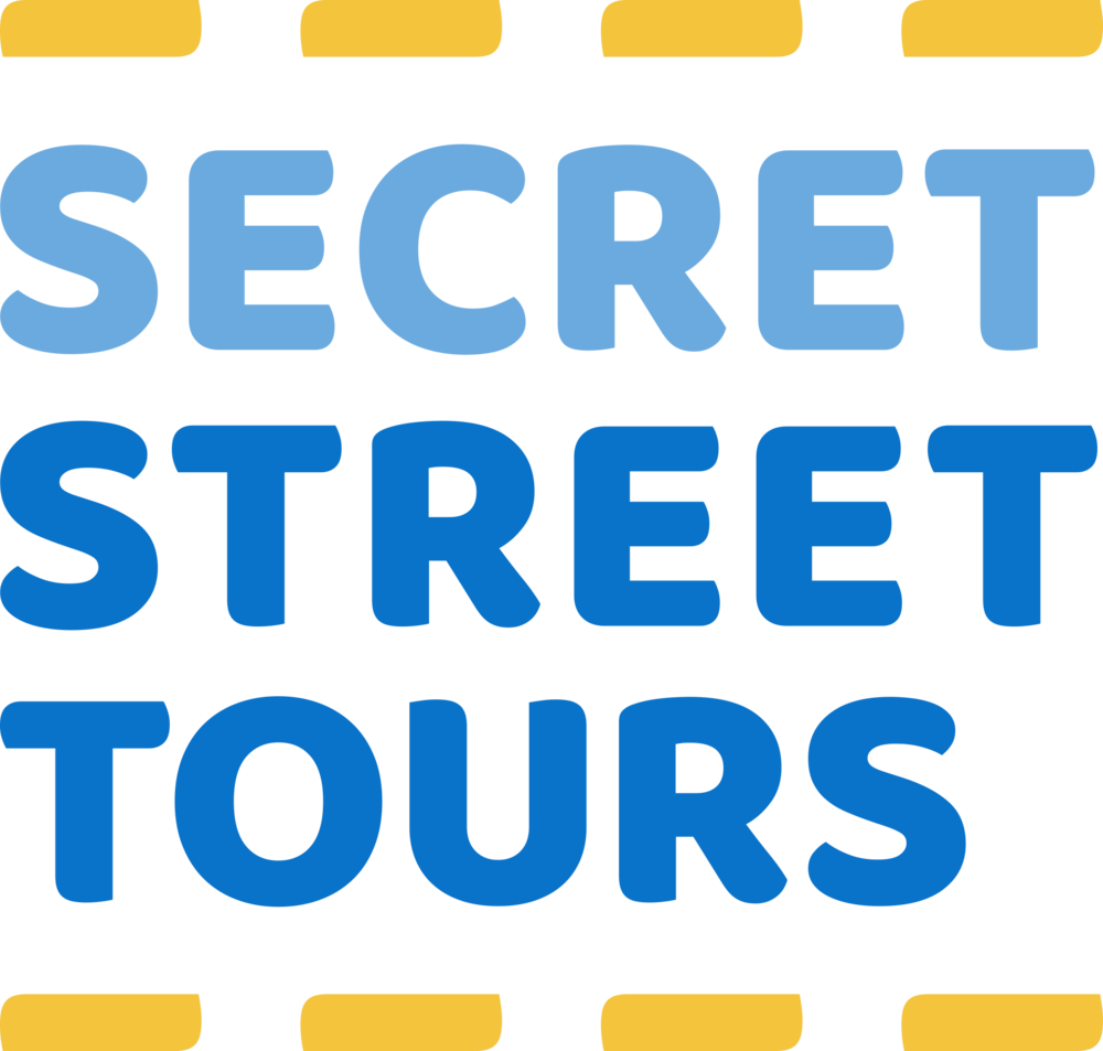 Dublin Secret Street Tour Logo