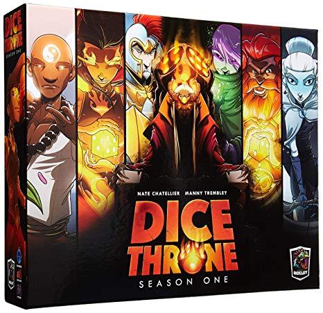 Dice Throne Season One