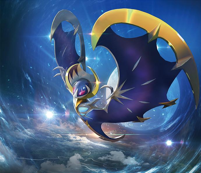 Lunala,    Pokemon TCG
