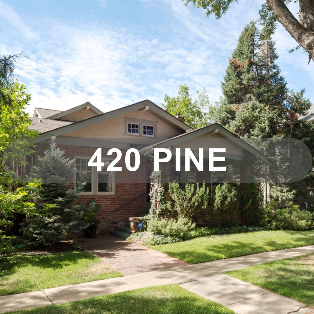 420 Pine Street