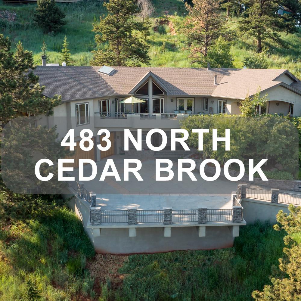 483 North Cedar Brook Road