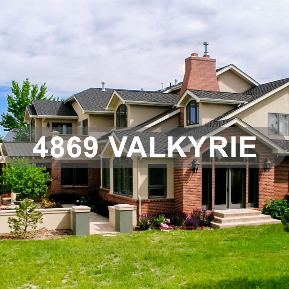 4869 Valkyrie Drive