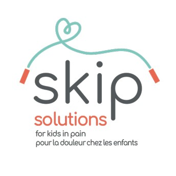 - Children's Healthcare Canada is excited to announce a new initiative focused on children's pain, SKIP - Solutions for Kids in Pain.