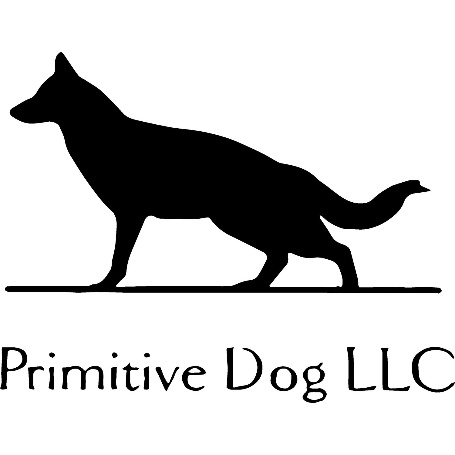 Primitive Dog Training