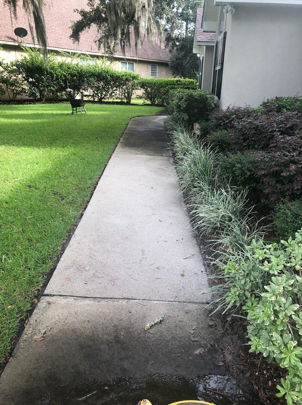 Dirty Sidewalks -