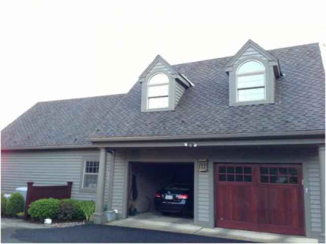 Soft Wash Roof Cleaning -