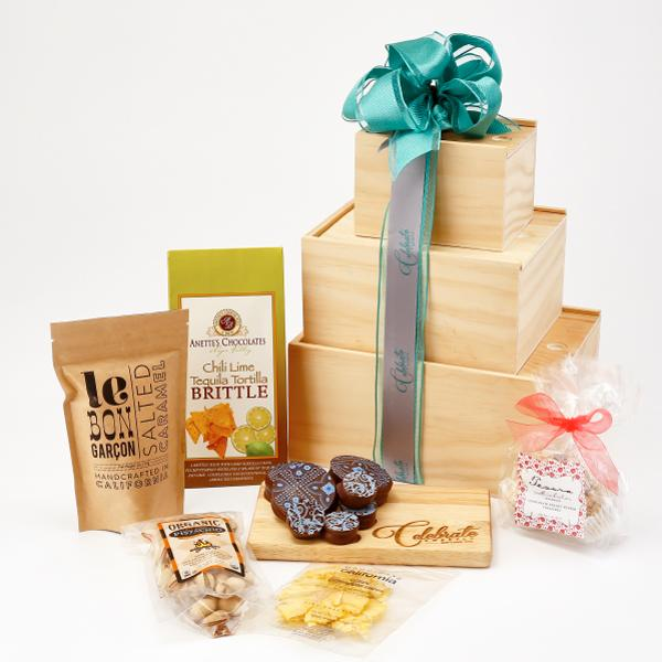 Gifts - We speak the language of appreciation by offering a nice selection of curated gifts that let your recipients know that you care.