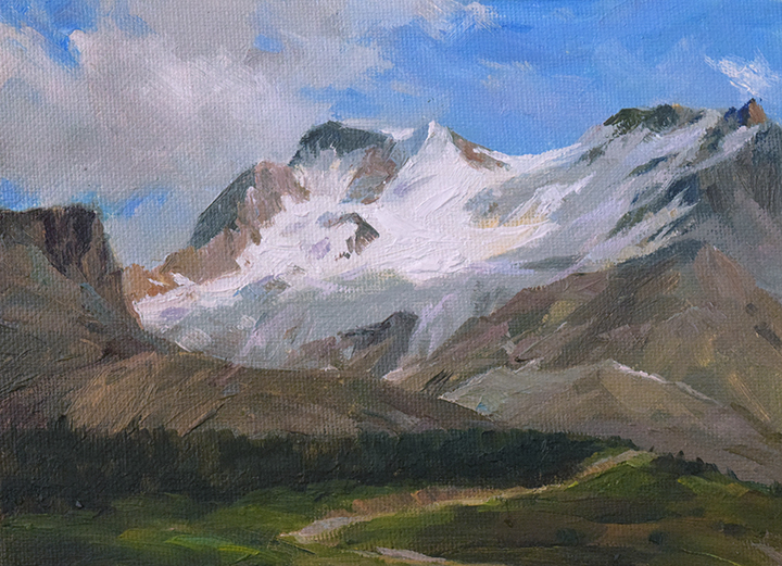 Rockies Mountaint