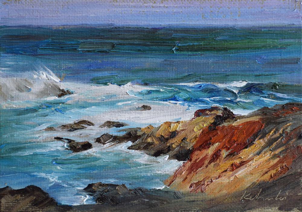 California Coast - Big Sur