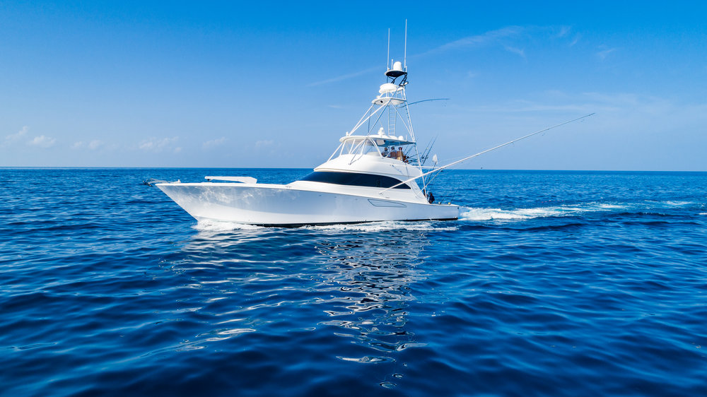 Aerial Drone Photography for Commercial Fishing Foley Aerial Services New Orleans