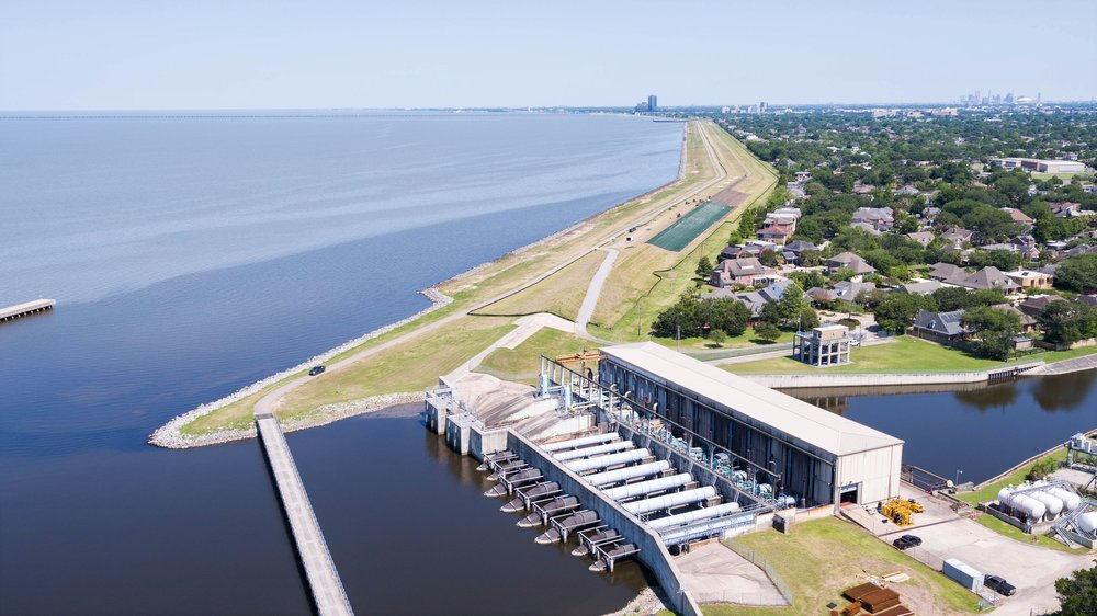 Drone Inspection Foley Aerial Services New Orleans
