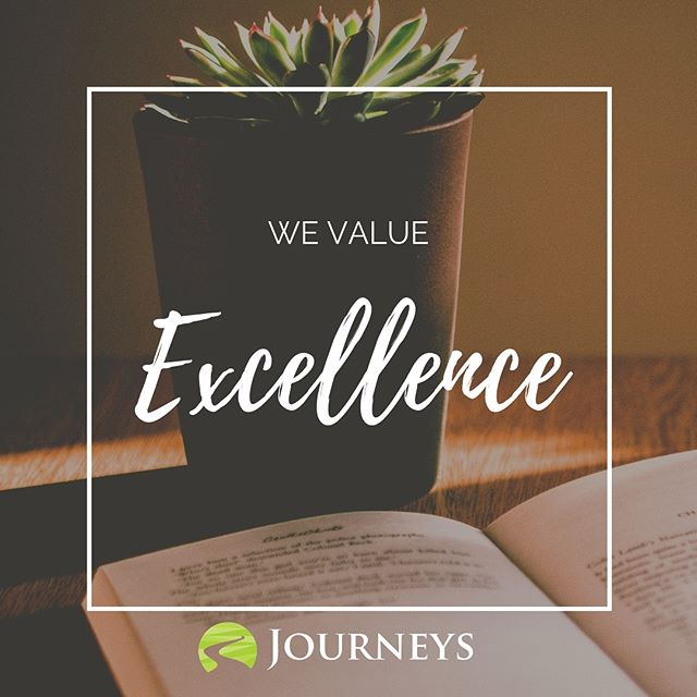 Our mission here at @journeyscounselingaz is to promote a sense of belonging and ability to grow through a culture of excellence, authenticity, and equality. In a fast-paced, insurance driven medical field, the tried and true elements of healing can be forgotten. Working with our excellent, highly trained team of professionals to get the best fit for you and/or your family is a rare find. By not contracting with insurance companies, we can provide high quality mental health care with decisions about your care being made solely by therapists and clients, not third party payers. #mentalhealth #therapy #values #excellence #journeys #journeyscounseling #journeyscounselingcenter #tempeaz