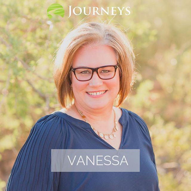 As a counselor, it is Vanessa Van Dyke's great joy in life to walk with individuals as they (re)discover living with a sense of purpose, believing that we each hold a unique space in the world, and that our voice matters. Her style is truthful, down-to-earth, casual, and she hopes her clients feel comfortable and valued when they are together. As the Director of Clinical Training at @journeyscounselingaz Vanessa's main priority is to help new therapists grow in excellence and in their own personhood as a counselor. Learn more about her on our website in our bio! #mentalhealth #counseling #counselor #tempe #tempearizona #journeyscounseling #journeyscounselingcenter