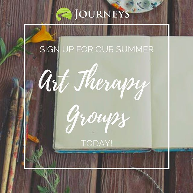 Session 1 of our summer Art Therapy Groups (for Pre-teens, Teens, & Adults) start in 2 weeks! There is 1 week left to sign up and save your spot