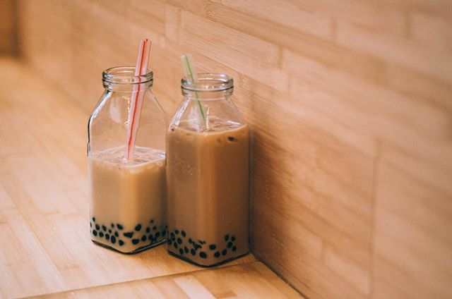 Today is the Boba Festival! People are still selling their tickets if they can't make it on the Facebook page. Who is pumped to try boba from across the Bay Area all in one place?! I know we are 😊