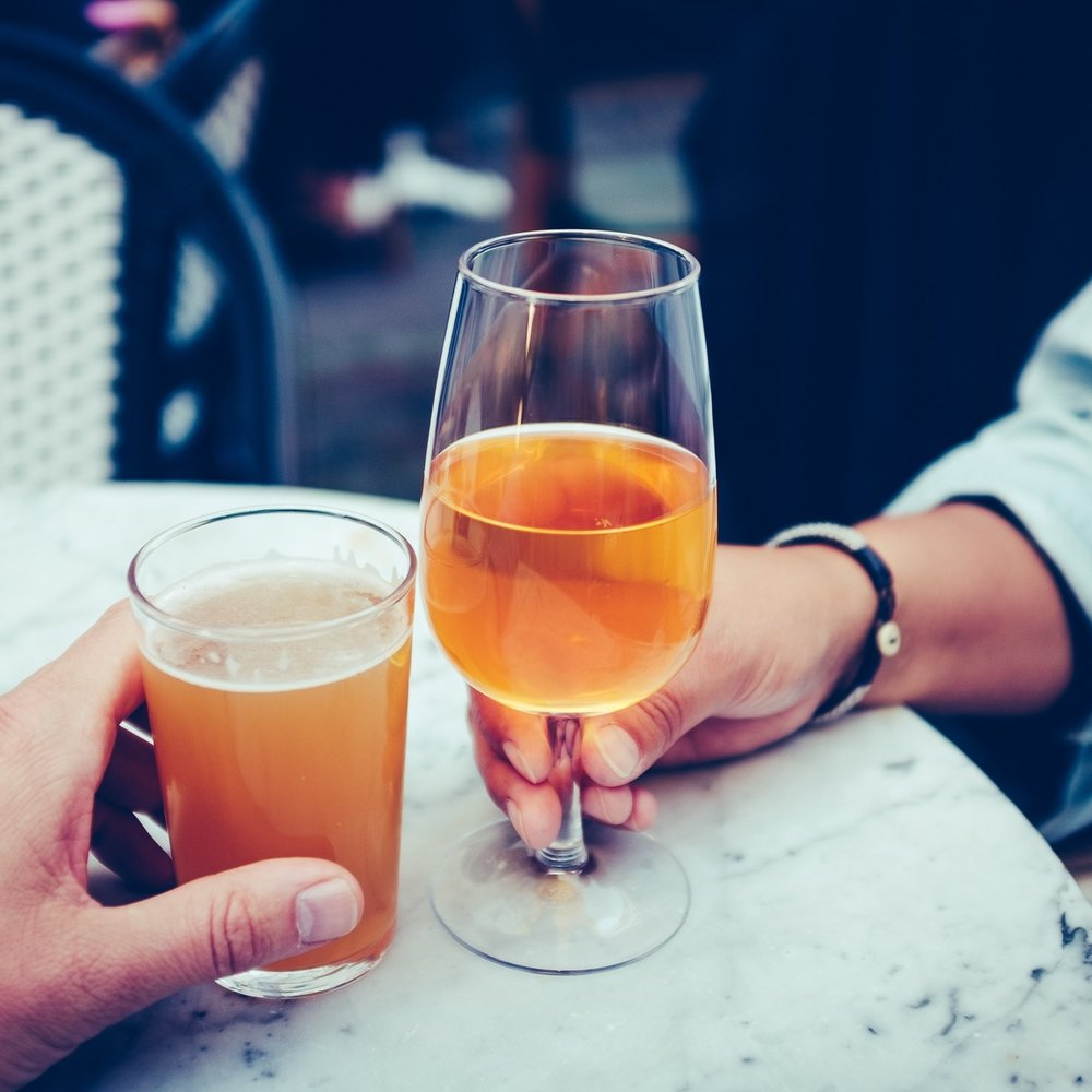 DRINK LOCAL - Meet your local breweries and wineries on March 9, 2019.