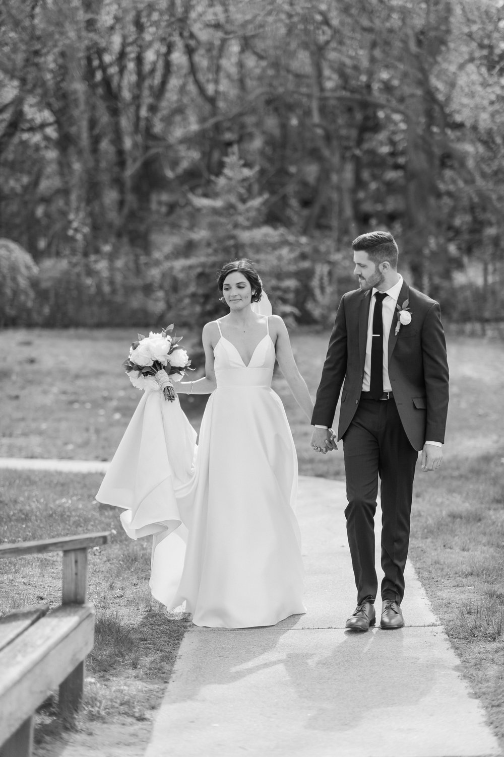 black and white wedding photos lace factory_ct lace factory wedding photos