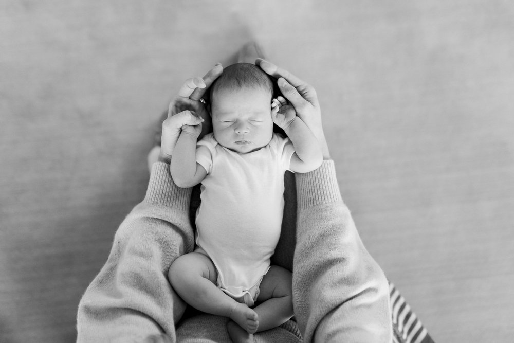 CT newborn photographer fairfield county newborn photographer