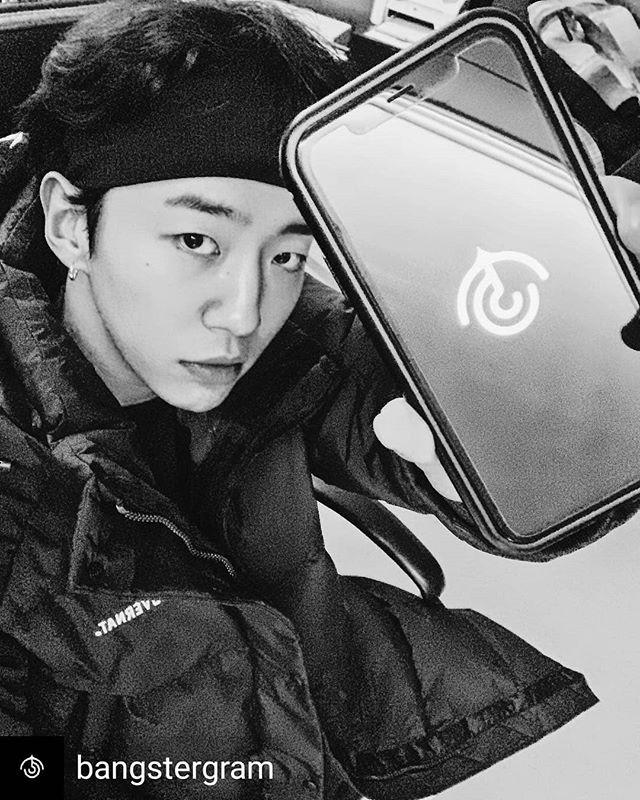 Bang Yong Guk will be dropping a new album soon 🙂 . .  Reposted from @bangstergram -  #newlogo - #regrann  #bangyongguk