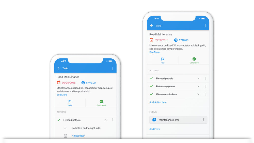 Utility Assets - Atom allows users to track equipment, meters, users, managers, and more. Users can also track and forecast potential work needed based on IoT data feeds. The Atom team is compiled of some of the world's leading IoT experts.
