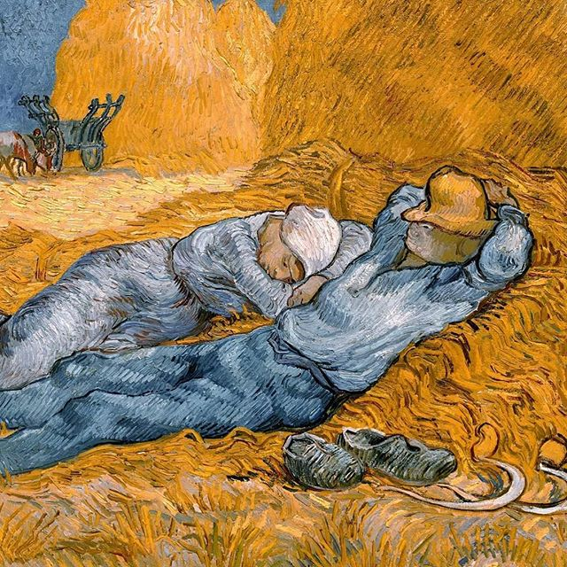 #VanGogh for today. #cellainspiration