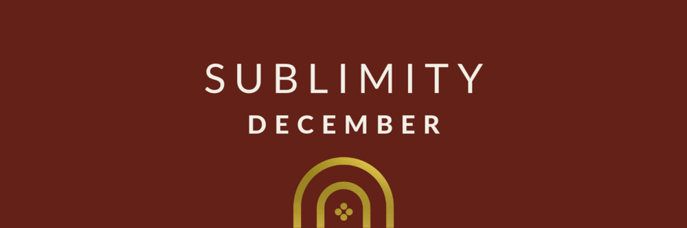 Christa Fontaine | Sublimity Playlist - December 2018