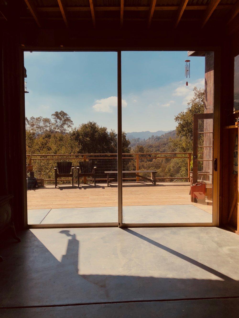 Topanga Canyon Studio -
