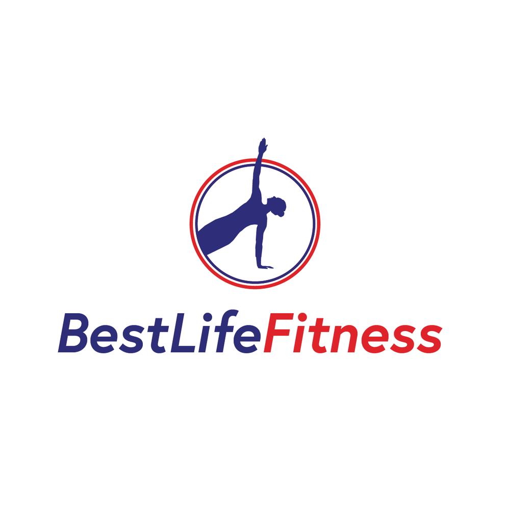 Best Life Fitness Primary Logo