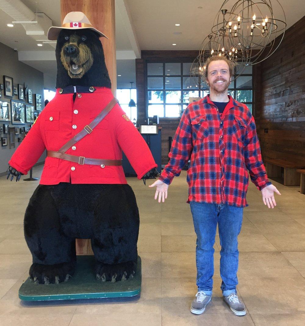 Already Basically Canadian!