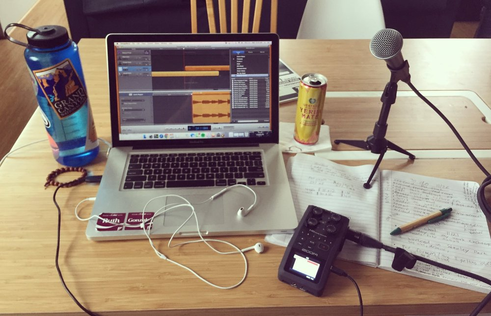 The Podcast Factory, Powered By Mate!