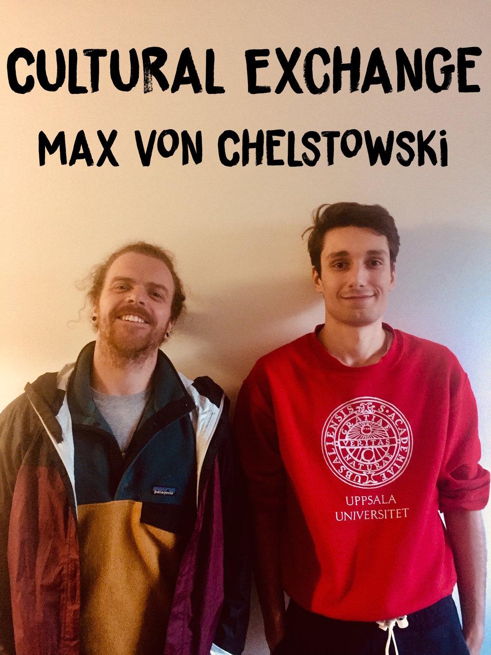 Max Von Chelstowski