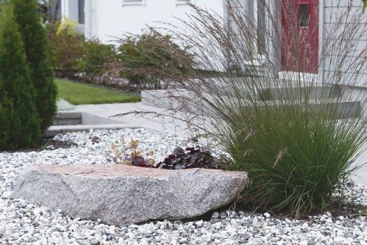 En fin och välskött trädgård  bidrar till ett positivt helhetsintryck och höjer värdet på bostaden.