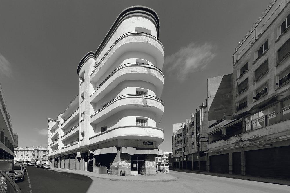 Immeuble Salomon Benalal