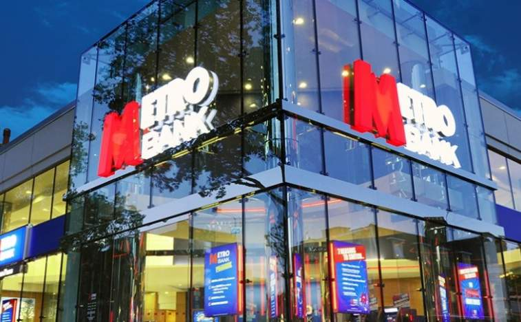 Metro Bank - high street branches that are open 7 days a week