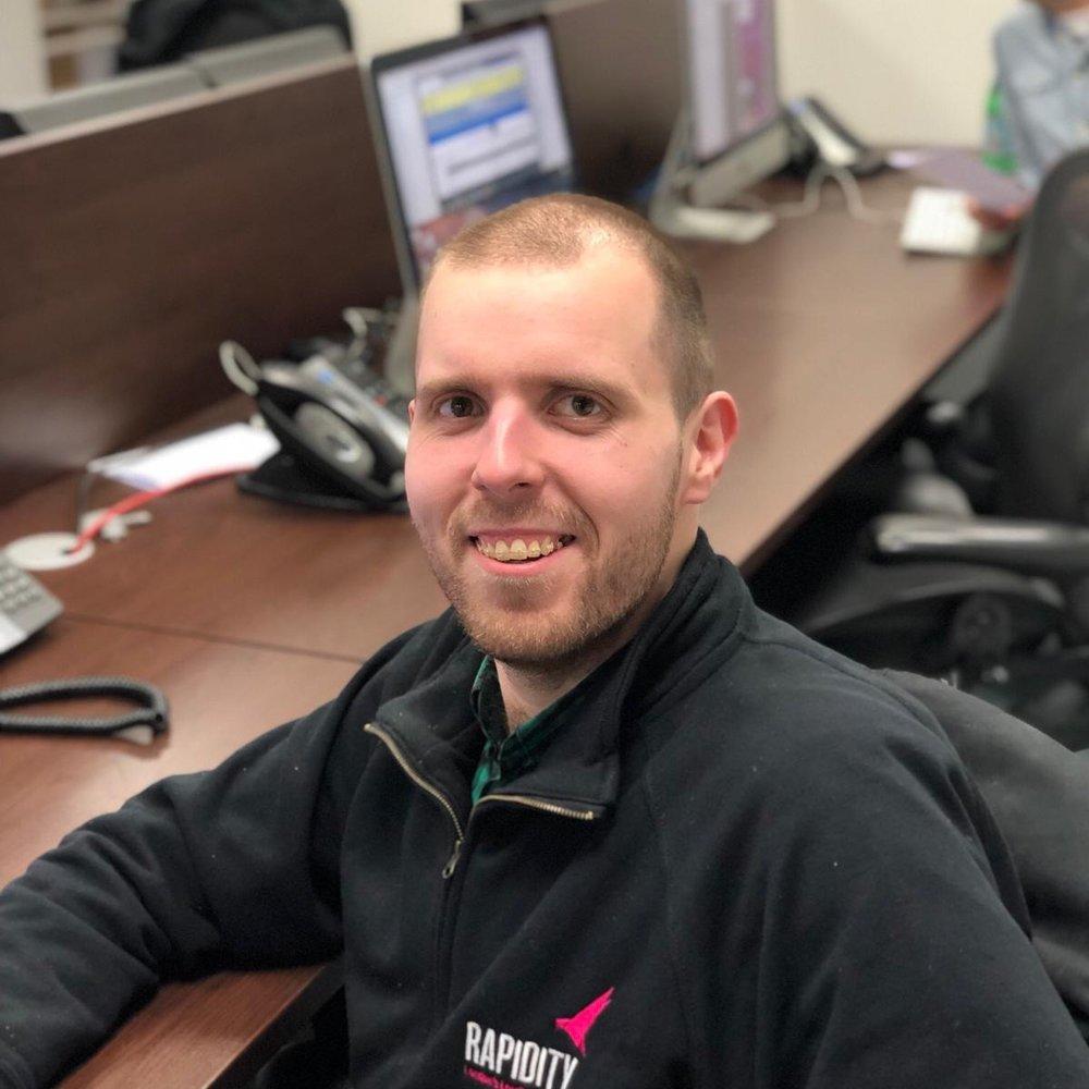 Dan Alderman    Workflow Manager