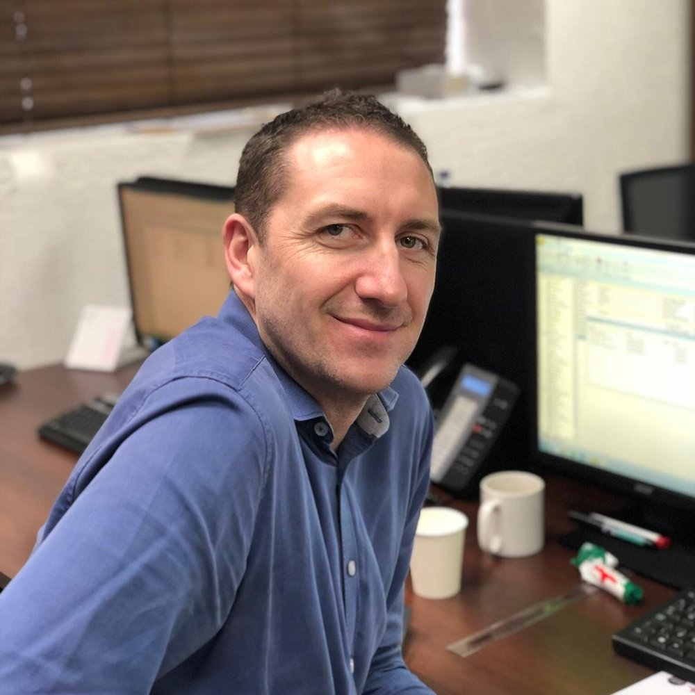 Peter Dench    CS Director