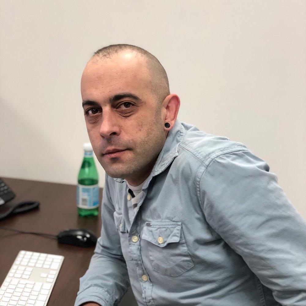 Mario Ramos    Studio Operator