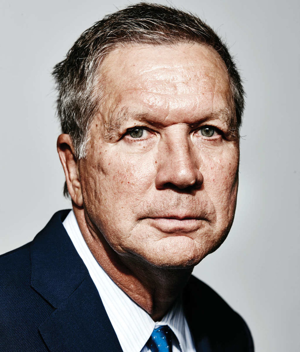 "A national voice - Gov. John Kasich has been one of few Republican leaders calling for a return to civility and decency in our politics, often saying that ""Our politics doesn't need to be a zero-sum game where I win and you lose,"" which only drives the parties further and further apart. It's ultimately up to each of us to do what we can to bring America together again."
