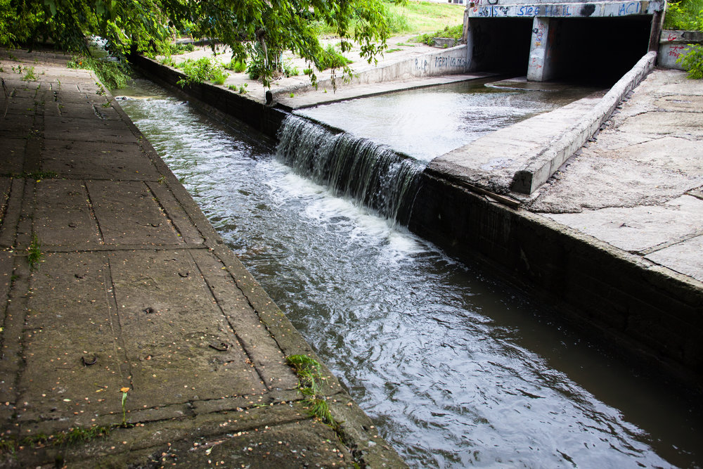 Storm Water Control - Watershed retention projects control the flow of water upstream so there is less damage downstream and decreased nutrient loading in lakes. Storm water control helps prevent blue-green algae and other water contamination.