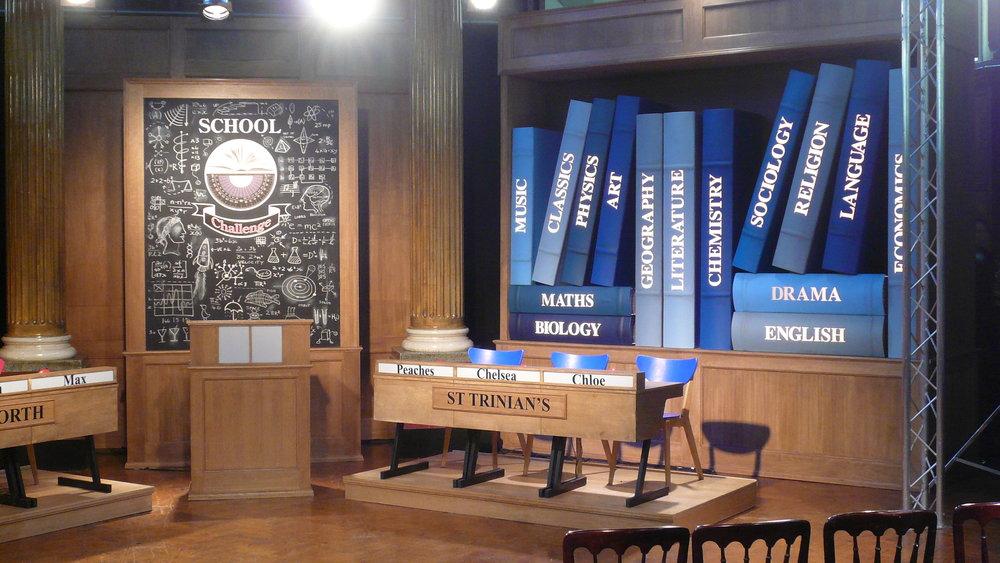 11.a TV show School challenge  .JPG