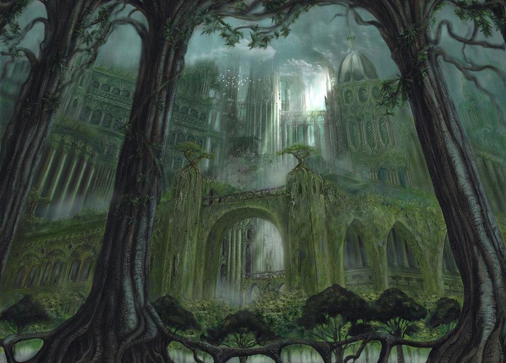 NEVERLAND - FLUDDS FOREST CITY