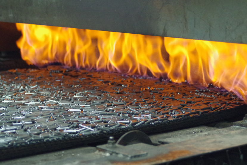 Precision furnaces offer exact heat-treatment for high abrasion resistance and durability.