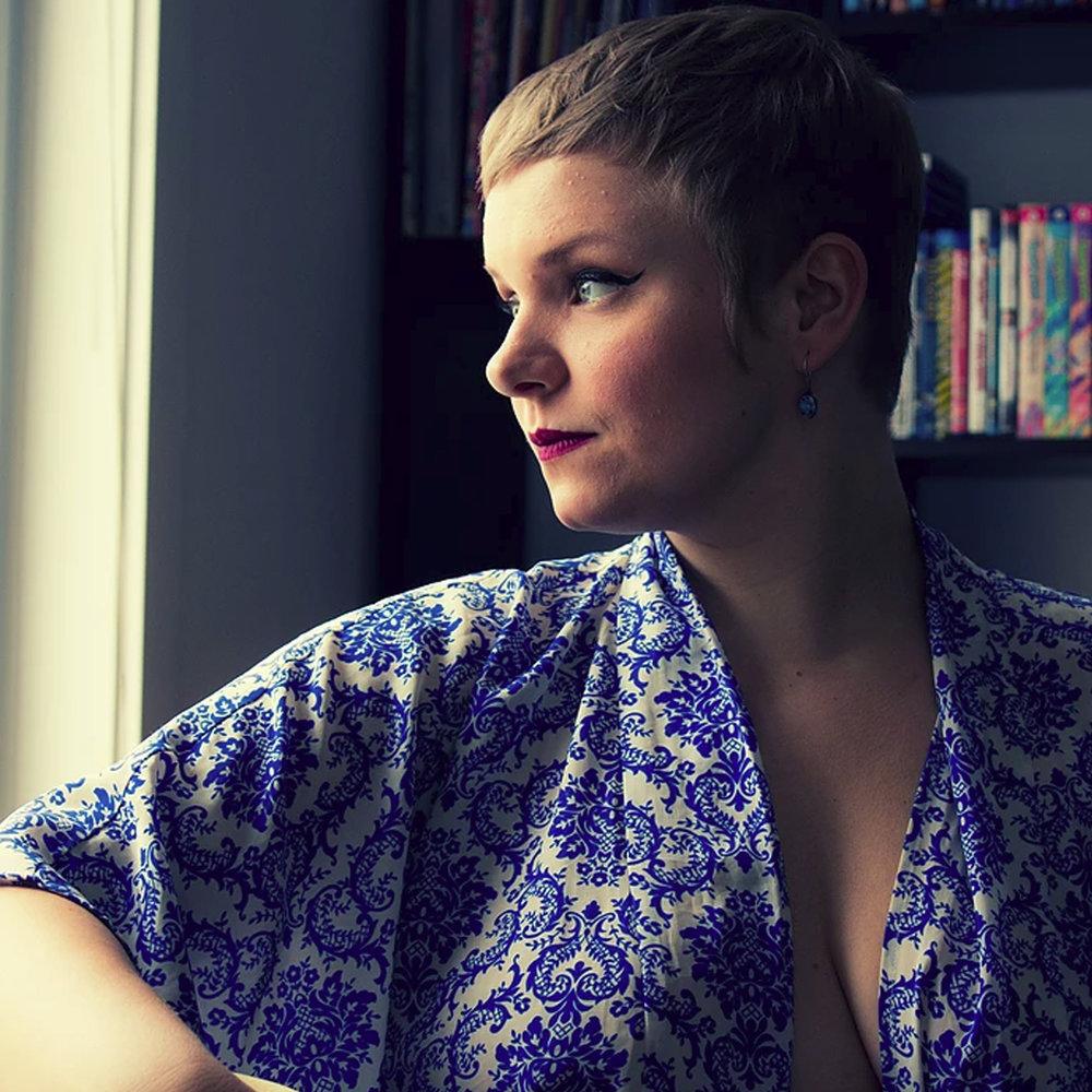 emilee nimetz - writer in residence 2017/18