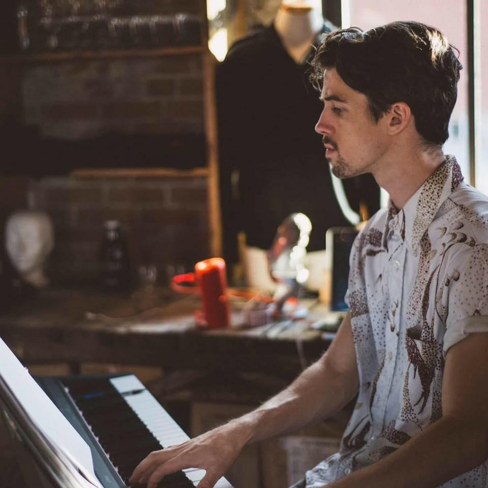 Noah MacDougall - music Director