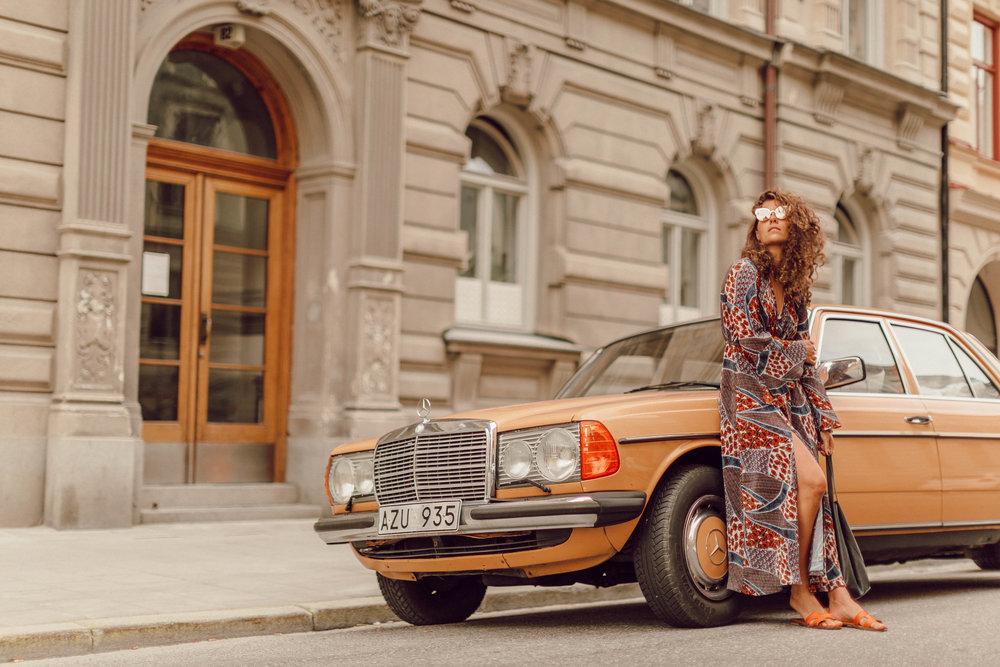 Style Story: Emma Matsson -