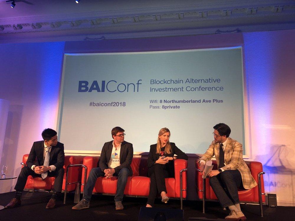BLOCKCHAIN ALTERNATIVE INVESTMENT CONFERENCE (LONDON)
