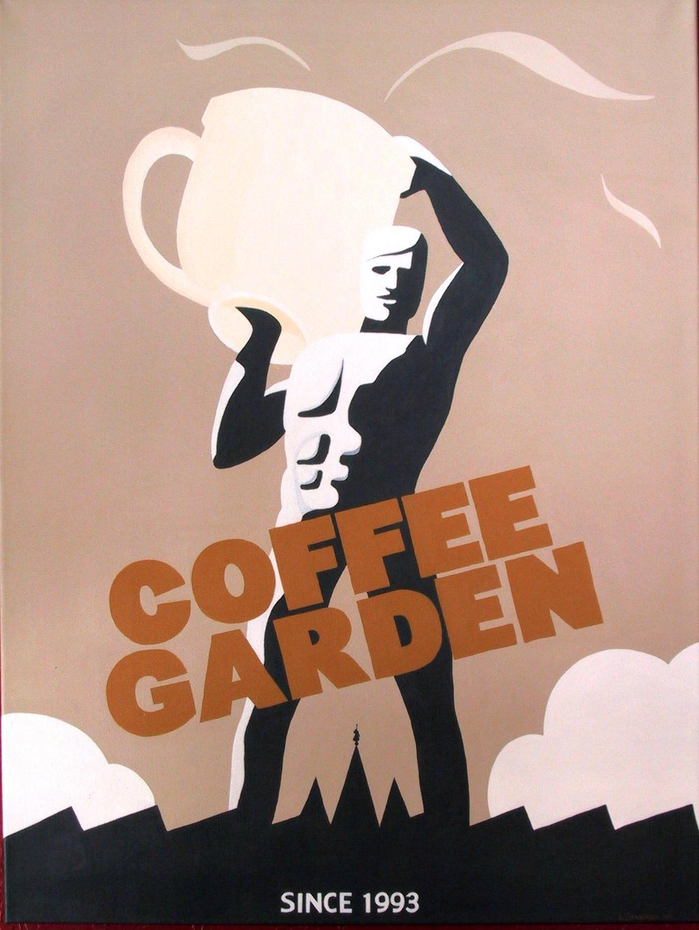 Coffee Garden - 254 S. Main St., SLC