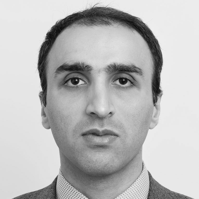 Ali M. Sadeghioon - Senior Research Fellow